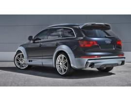 Audi Q7 4L Imperator Rear Wing