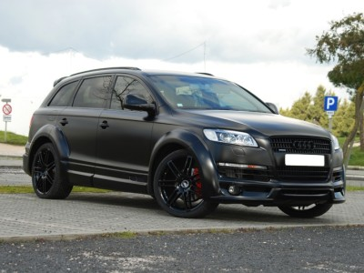 Audi Q7 4L Imperator Wide Body Kit
