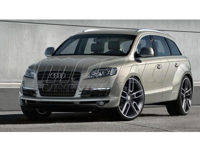 Audi Q7 4L Katana Kotflugelverbreiterung Vorne
