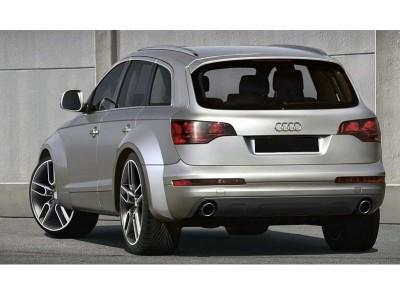 Audi Q7 4L Katana Rear Wheel Arch Extensions