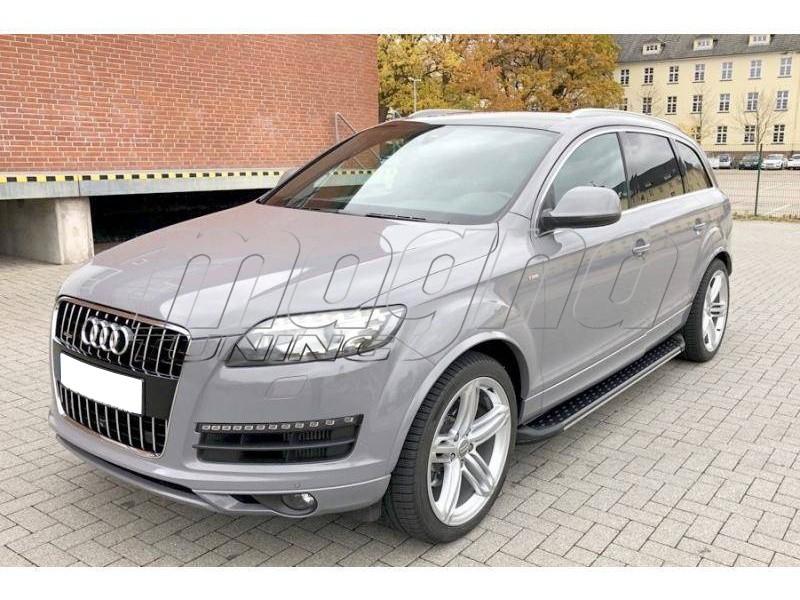 Audi Q7 4L Origo-B Trittbretter