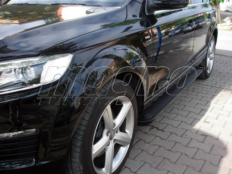 Audi Q7 4L Trax Trittbretter