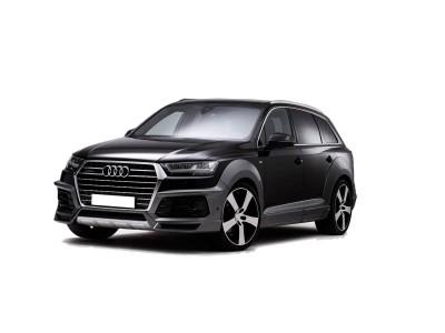 Audi Q7 4M E-Style Wide Body Kit