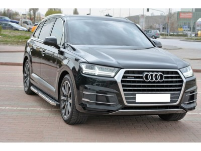 Audi Q7 4M Helios Running Boards