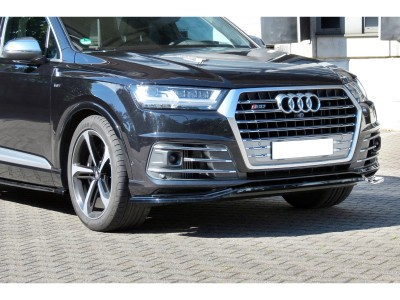 Audi Q7 4M MX Front Bumper Extension