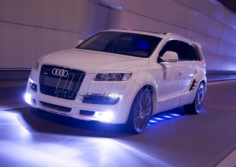 Audi Q7 E Style Wide Body Kit