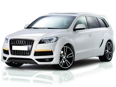 Audi Q7 Facelift 4L S-Line Jetstar Wide Body Kit
