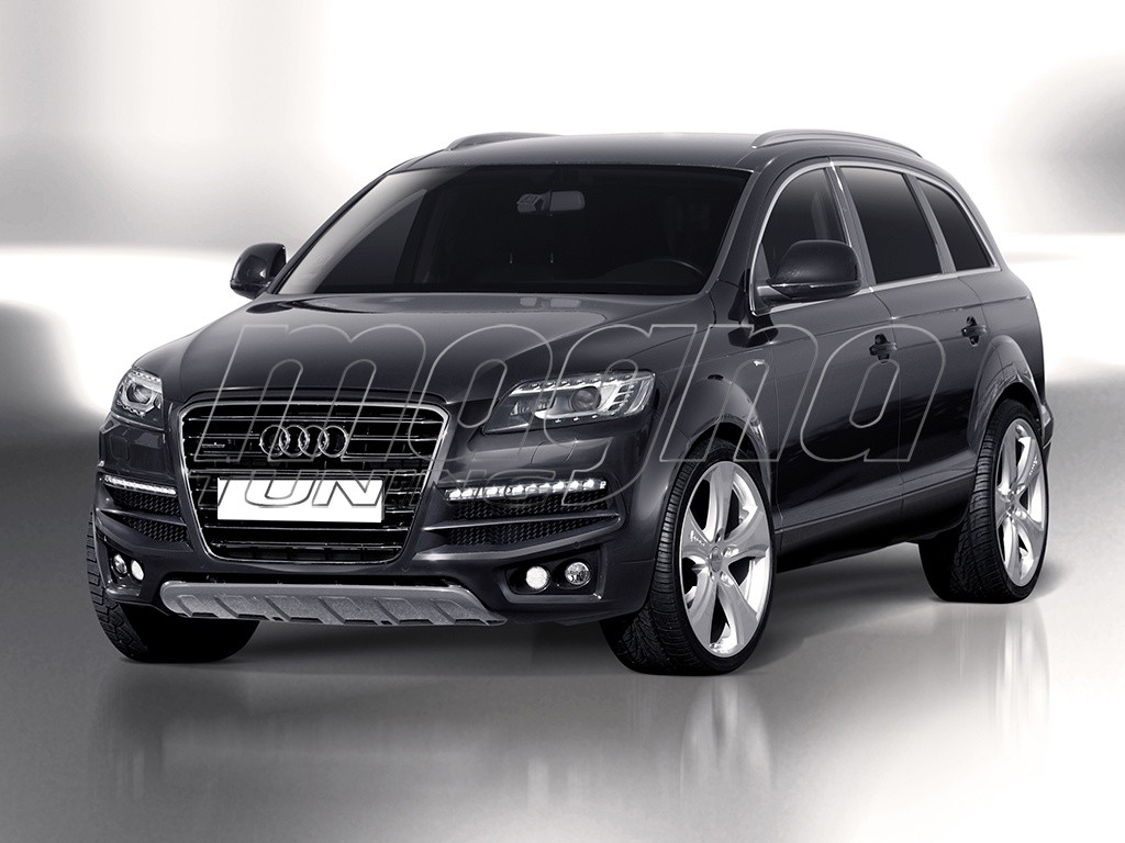 audi q7 facelift h1 body kit. Black Bedroom Furniture Sets. Home Design Ideas