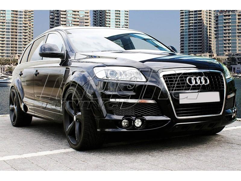 Audi Q7 Gt 2 Wide Body Kit