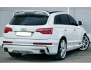 Audi Q7 Imperator Rear Bumper Extension
