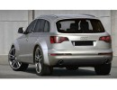 Audi Q7 Katana Rear Wheel Arch Extensions