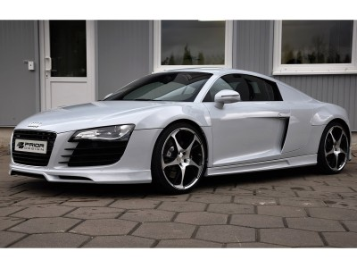 Audi R8 Exclusive Front Bumper Extension