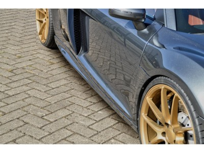 Audi R8 Intenso Side Skirts