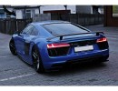 Audi R8 MK2 MX Rear Bumper Extensions