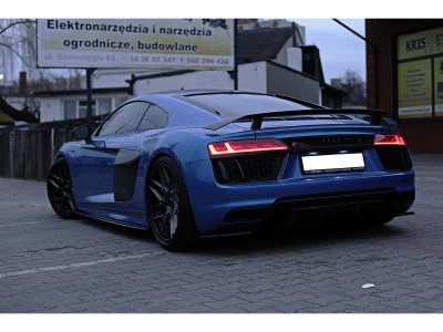 Audi R8 MK2 MX Side Skirt Extensions