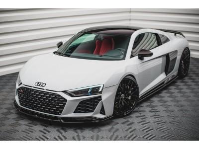 Audi R8 MK2 Matrix Front Bumper Extension