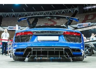 Audi R8 MK2 Racer Rear Wing