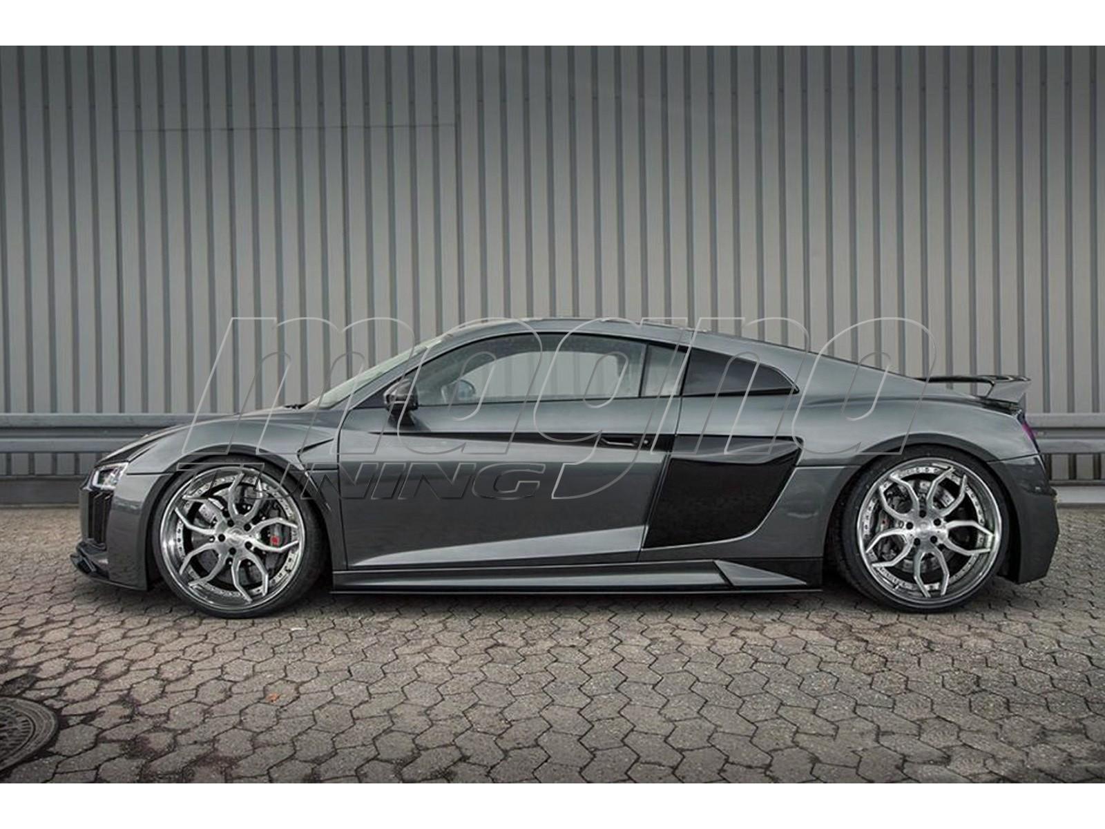 Audi R8 MK2 Wide Body Kit P2