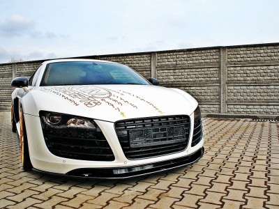 Audi R8 MX Front Bumper Extension