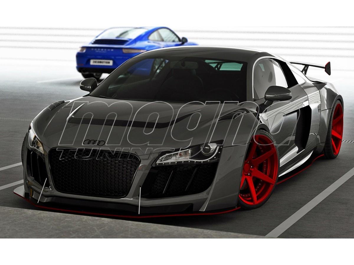 Audi R8 Monster Frontstossstange
