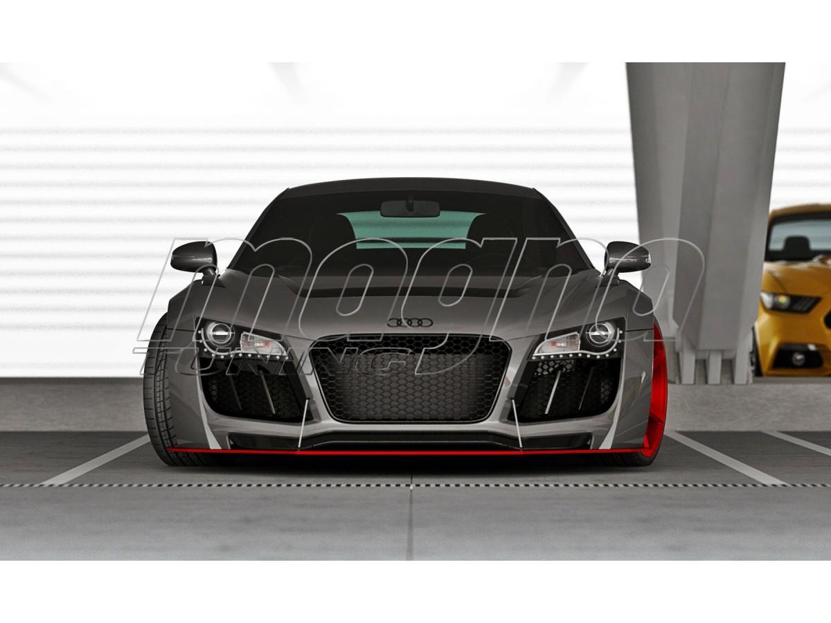 Audi R8 Monster Wide Body Kit