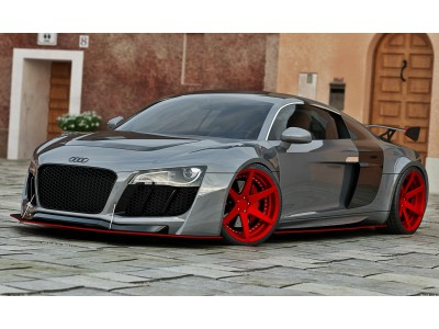 Audi R8 Monster Wide Body Kit