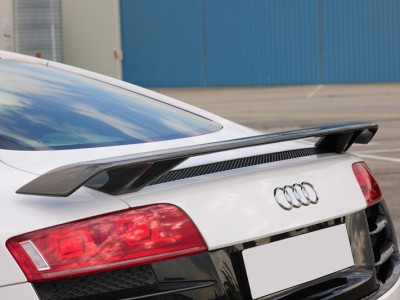 Audi R8 RX Carbon Fiber Rear Wing