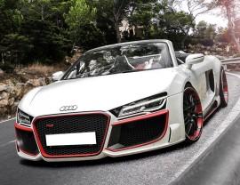 Audi R8 Razor Body Kit