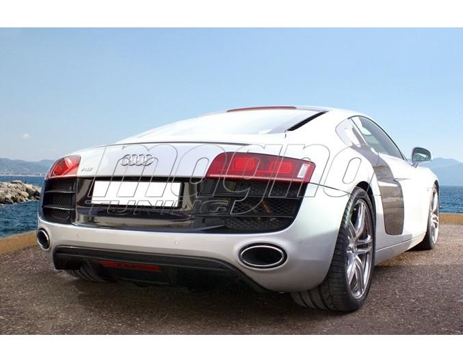 Touareg Facelift Conversion >> Audi R8 V10-Conversion Body Kit