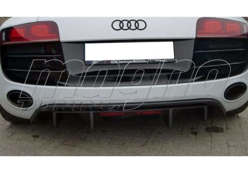 Audi R8 V10 Supreme Carbon Heckansatz