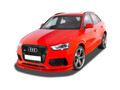 Audi RS Q3 8U VX Front Bumper Extension