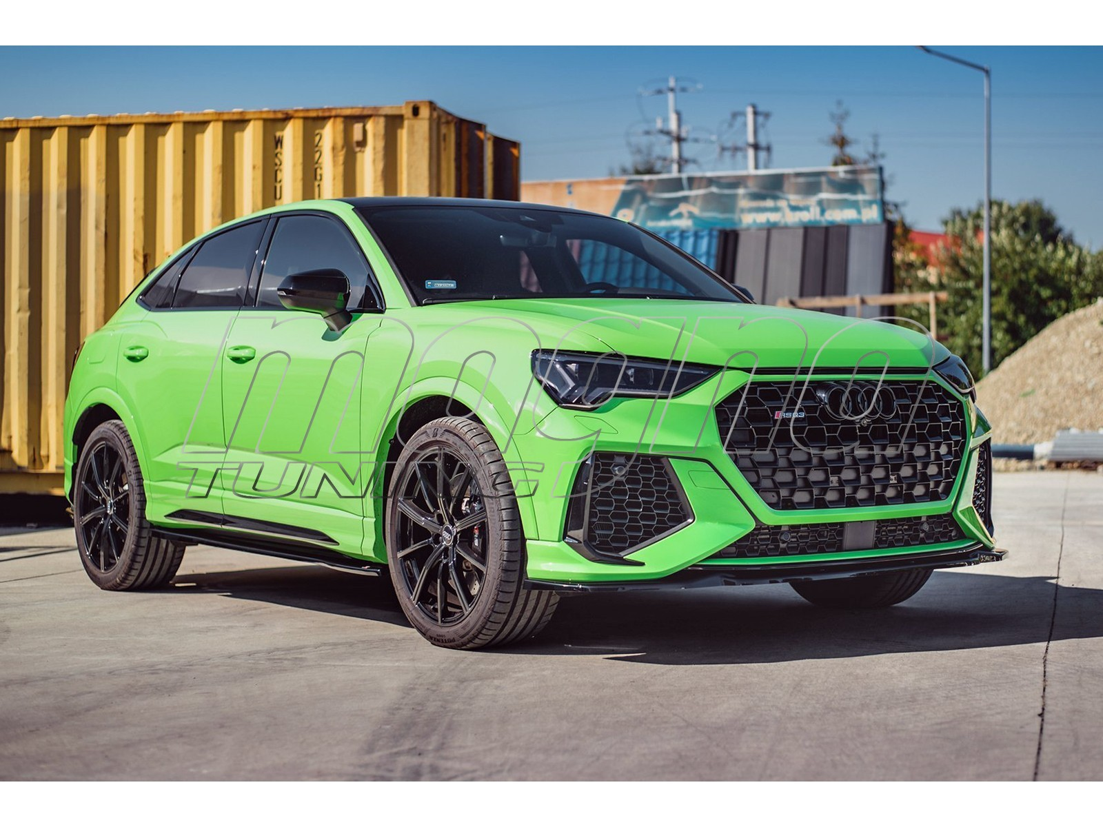 Audi RS Q3 F3 MX Body Kit