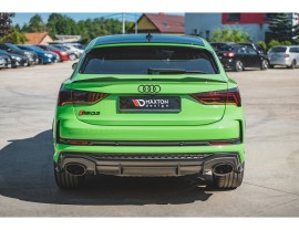 Audi RS Q3 F3 MX Rear Wing Extension