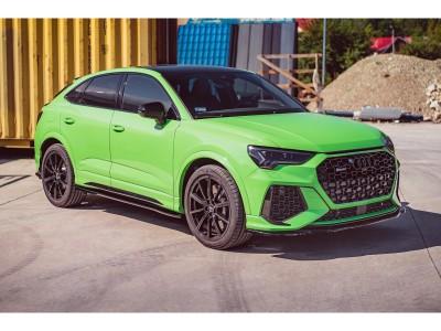 Audi RS Q5 F3 MX2 Front Bumper Extension