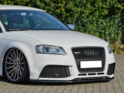 Audi RS3 8P Extensie Bara Fata Intenso