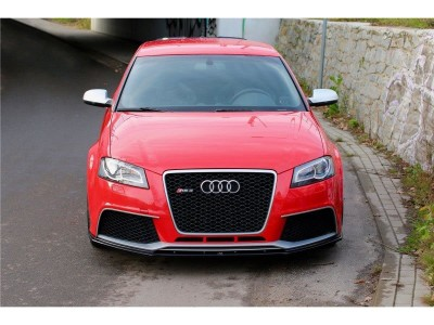 Audi RS3 8P Extensie Bara Fata MX