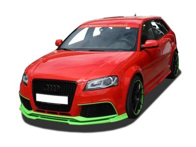 Audi RS3 8P Extensie Bara Fata Verus-X