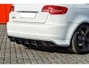 Audi RS3 8P Intenso Rear Bumper Extension
