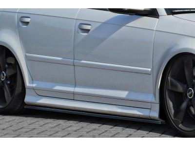 Audi RS3 8P Intenso Seitenschwelleransatze