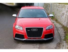 Audi RS3 8P MX Front Bumper Extension