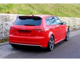 Audi RS3 8P MX Rear Bumper Extensions