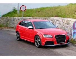 Audi RS3 8P MX Side Skirt Extensions