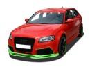 Audi RS3 8P Verus-X Front Bumper Extension