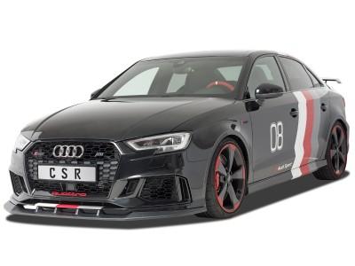 Audi RS3 8V CX Front Bumper Extension