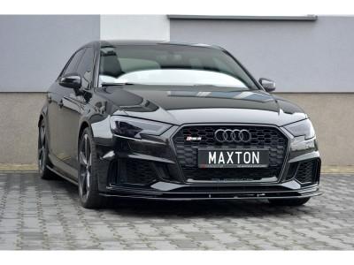 Audi RS3 8V Master Front Bumper Extension