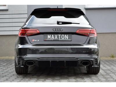 Audi RS3 8V Master Rear Bumper Extension