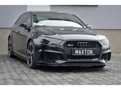 Audi RS3 8V Master2 Front Bumper Extension