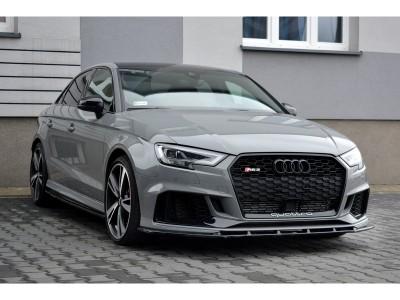 Audi RS3 8V Matrix Front Bumper Extension