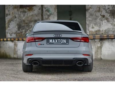 Audi RS3 8V Matrix Rear Bumper Extensions