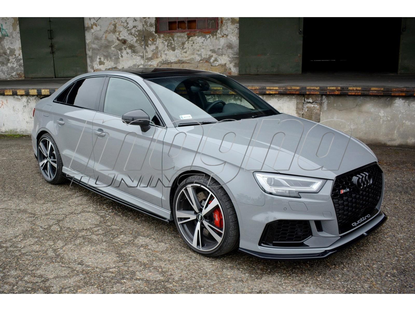 Audi RS3 8V Matrix Seitenschwelleransatze